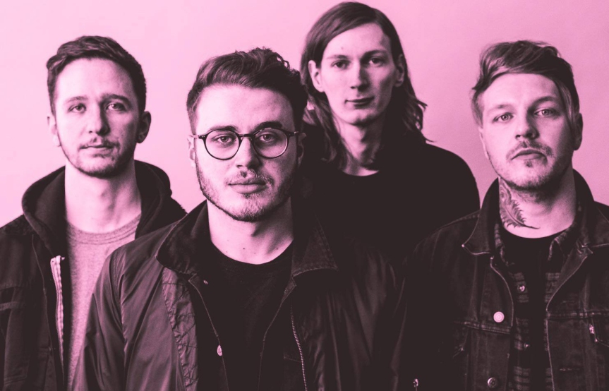 Moose Blood – Live in Wolverhampton Review.