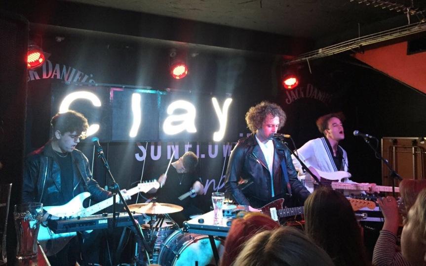 Clay – Live In BirminghamReview.