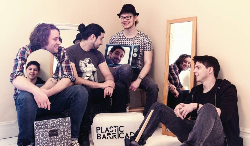 INTERVIEW: Plastic Barricades.